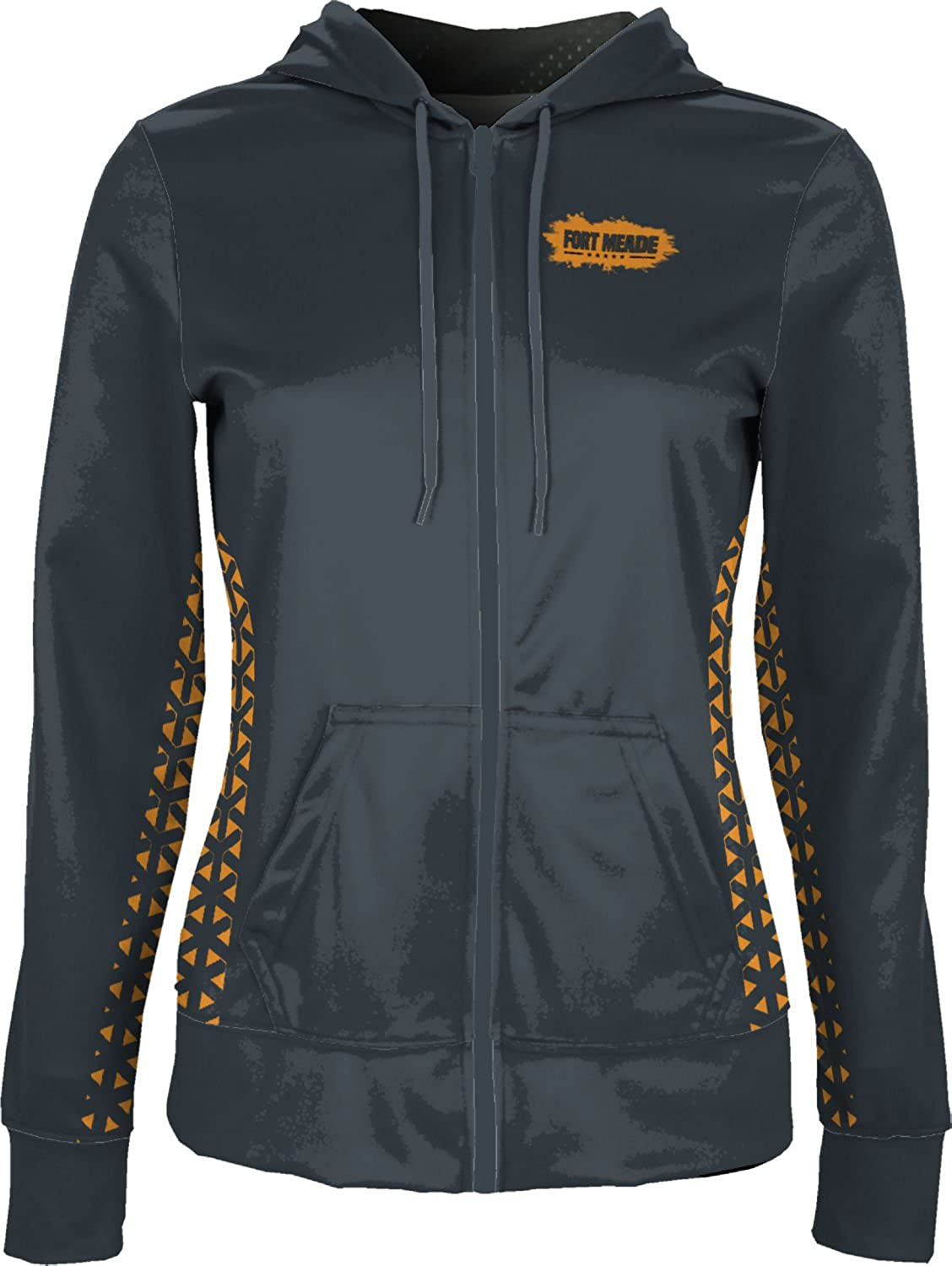 ProSphere Women's Fort Meade Military Geometric Fullzip Hoodie