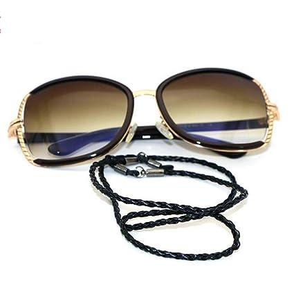 hacoly PU Gafas Banda Cordón gafas nketten para mujer Niños ...