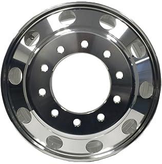 42644XP Accuride 22.5 x 8.25 Quantum 99 Aluminum 10x285mm Mirror Polished Both Sides Wheel