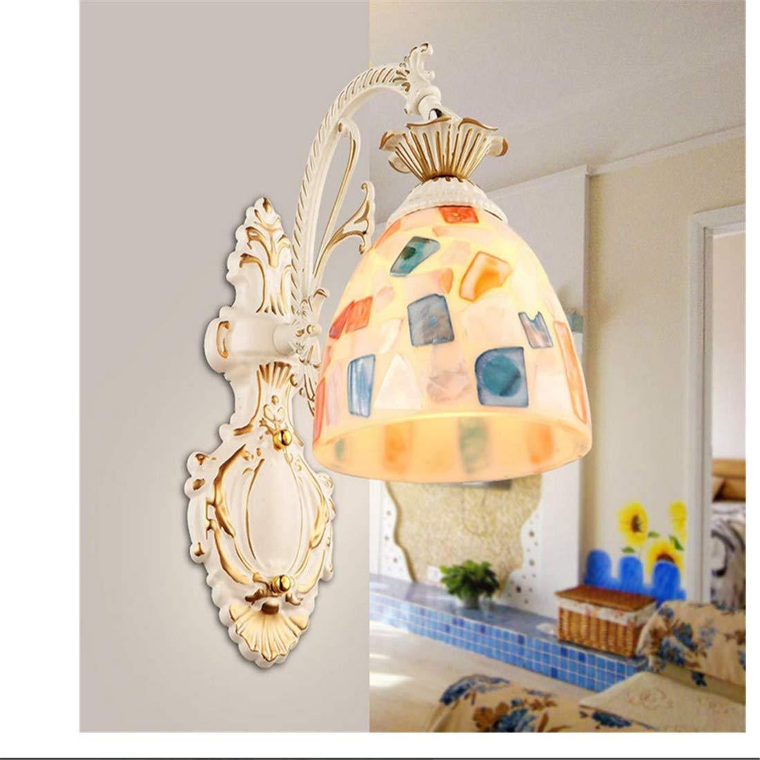 Moderne Wand Leuchte Luminary E27 Led Wand Lampe Lesen Lampen Wand Montiert Moderne Glas Wandlampen Nacht Lesen Lampen Schnelle Farbe Lampen & Schirme