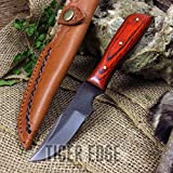 New FIXED-BLADE HUNTING ProTactical'US - Limited Edition - Elite Knife with Sharp Blade   Sawmill Cutlery File-Made Wood Survival Full Tang