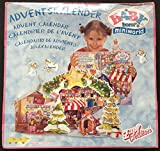 Zapf Creations Baby Born Miniworld Advent Calendar