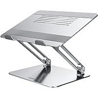 Nillkin Laptop Stand Computer Stand - Adjustable Laptop Stand for Desk, Ergonomic Aluminum Portable Laptop Riser Holder…