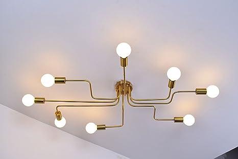 Industriel Industriel Plafonnier Plafonnier Lampe Luminaire