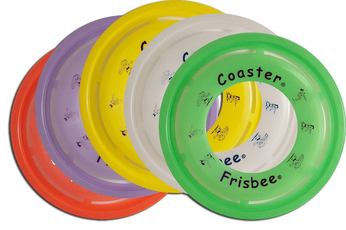 Wham-O Original Frisbee Coaster 6 Pack by Wham-O