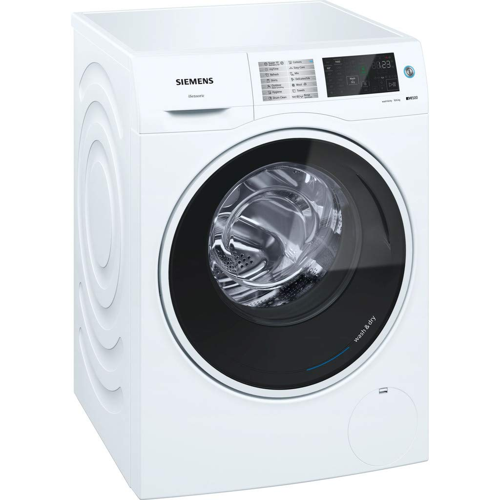 Siemens iQ500 WD14U540EU lavadora Carga frontal Independiente ...
