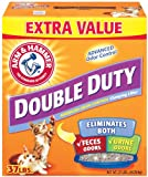 Arm and Hammer Double Duty Clumping Litter, 37-Pound, My Pet Supplies