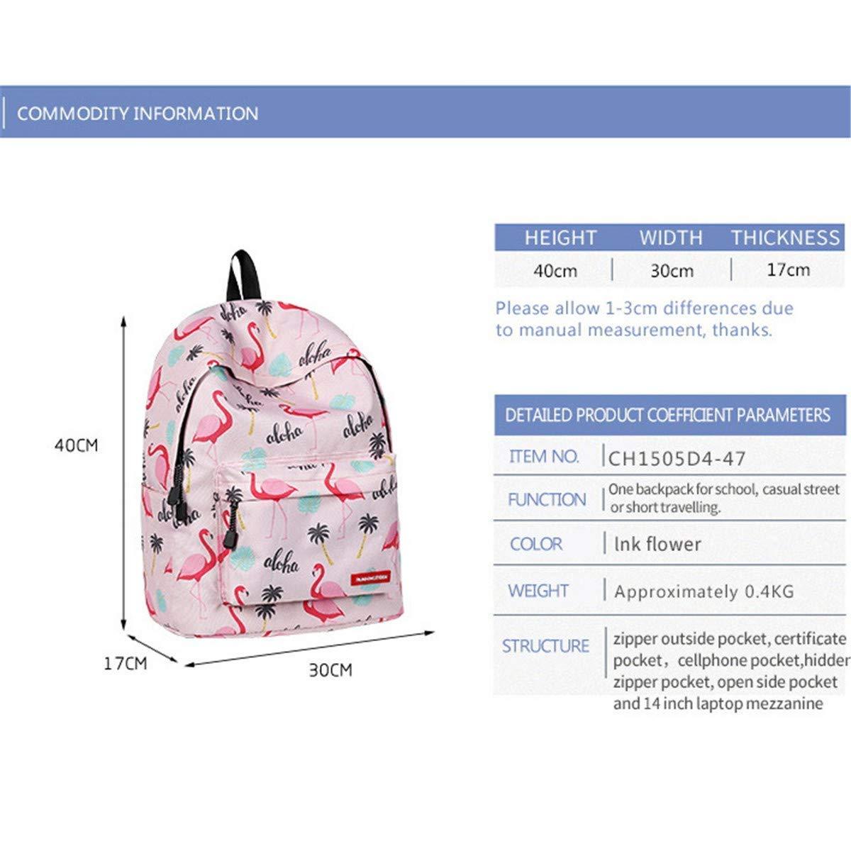 Amazon.com: MRXUE Mochila para adolescentes, para escuela ...