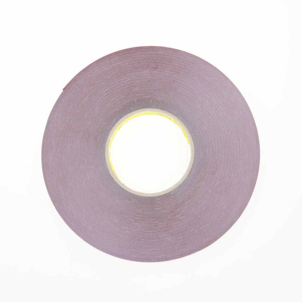 100FT Double Sided Foam Adhesive Tape for 8MM 3528 3014 2835 LED Light Strip Mounting Tape 8mm Width by WITCHY (Image #1)