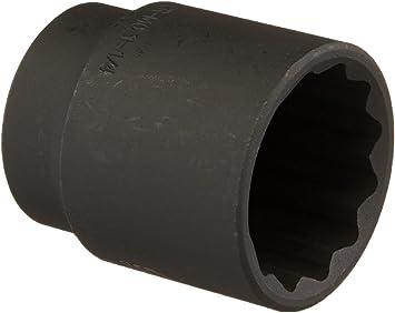 Sunex 224z 1//2-Inch Drive 3//4-Inch 12-Point Impact Socket
