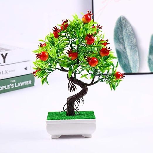 SUXIAO 1 unid decoración de Bonsai de Mesa de Inicio de árbol ...
