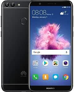 Huawei P Smart - Smartphone (Sim Única, Procesador Octa-Core, Android 8.0 Oreo, Cámara de 13 Mp con 2 Mp F 2.0, memoria de 32 GB), color negro: Amazon.es: Electrónica