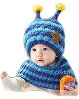 sciarpa e berretto bambina Berretto bambini invernale caldo cappello con orecchie per cappelli da bambino