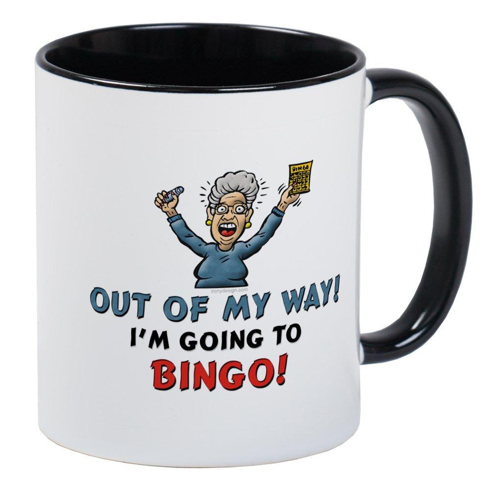 CafePress - BINGO!! Mug - Unique Coffee Mug, Coffee Cup