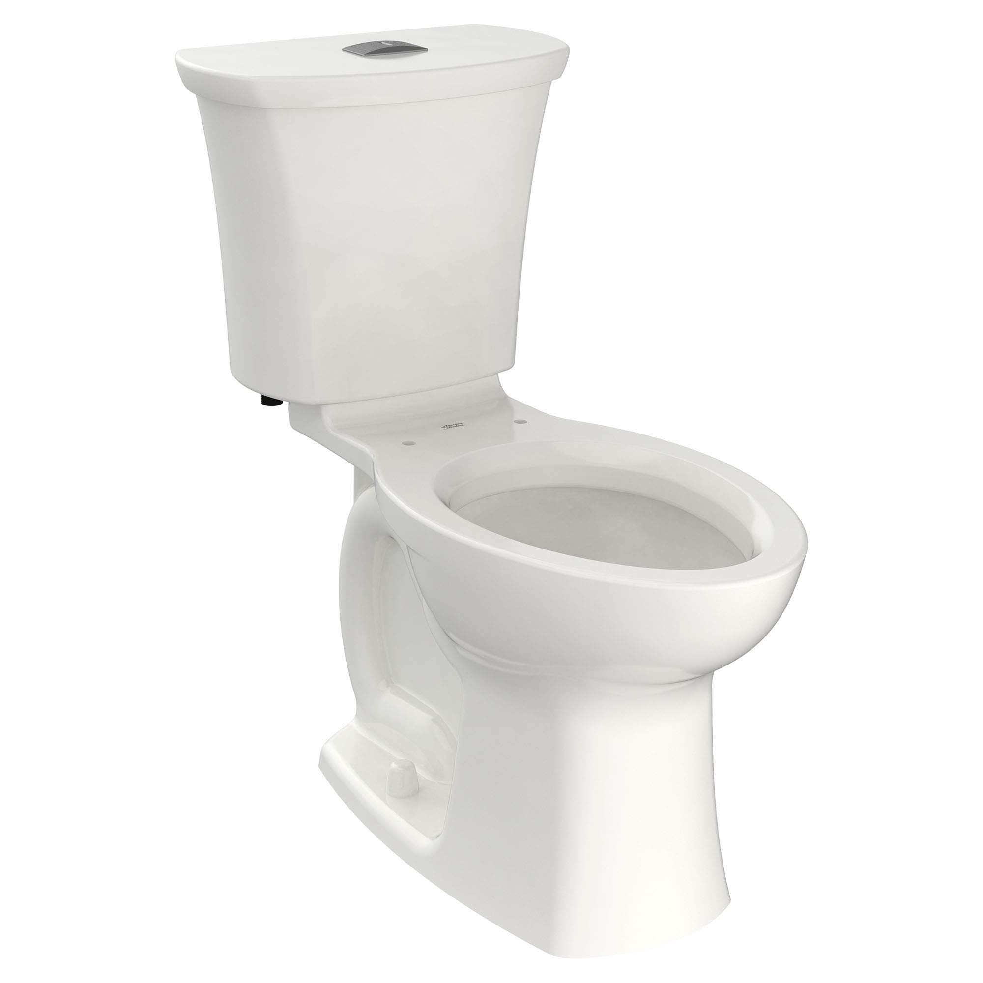 American Standard 204AA200.020 Edgemere Right Height Elongated Dual Flush Toilet White by American Standard (Image #4)