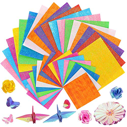 Great Shiny Origami Paper