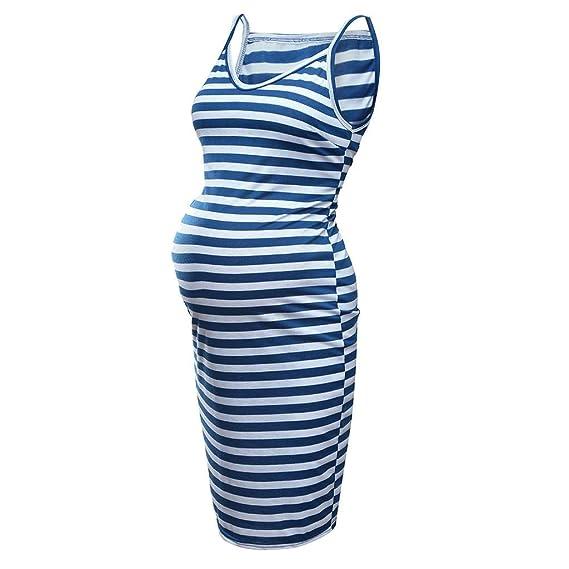 acquisto economico d3241 24882 Vestiti Premaman Donna ABCone Elegante con Stampa Vestiti ...