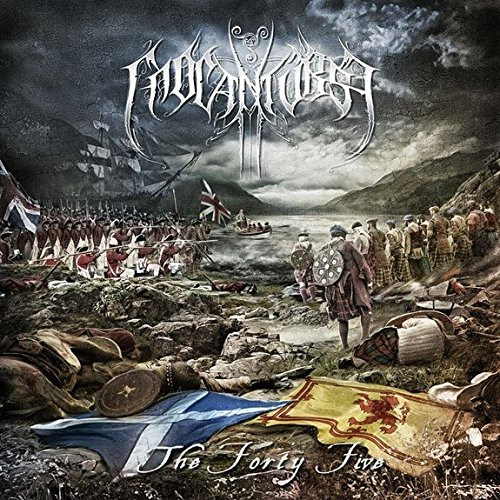 Cnoc An Tursa - The Forty Five - CD - FLAC - 2017 - SCORN Download