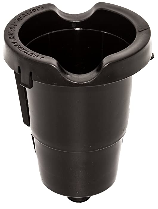 Blendin Replacement K-Cup Holder Part with Exit Needle, Fits Keurig K10, K40, K45, K50, K60, K65, K70, K75, K77, K79