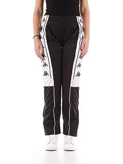 Kappa - Pantalón - para Mujer Amarillo Size: X-Large: Amazon.es ...