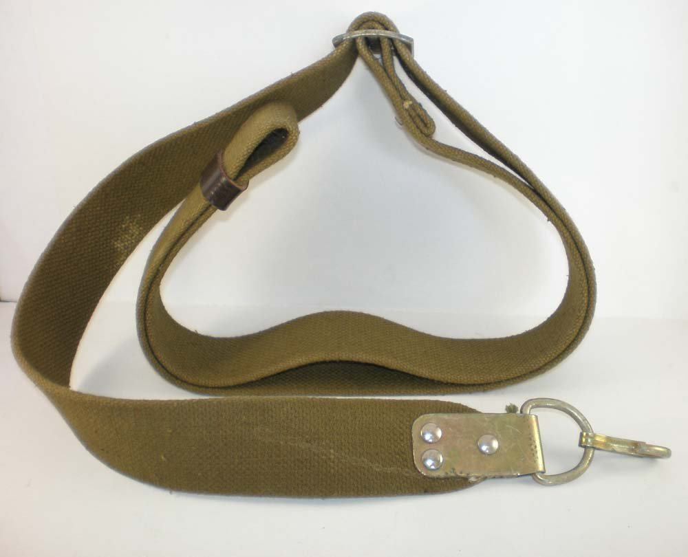 Dated 80,90s Original Soviet Army AK SVD Rifle Carrying Belt Sling
