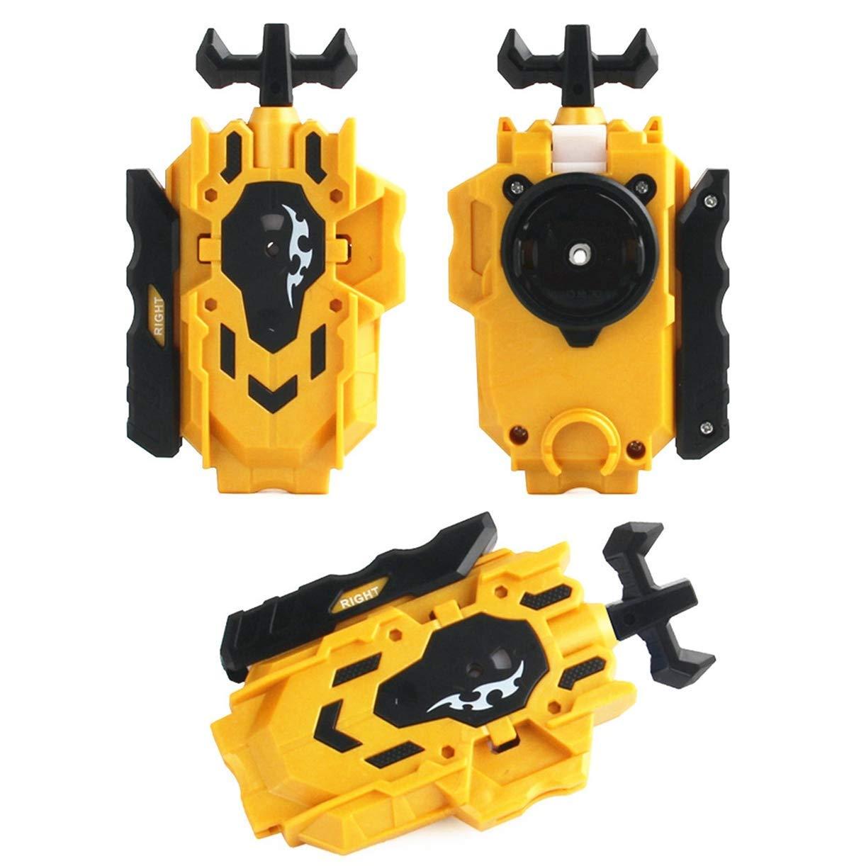 GYRO SHOP Amazing!CHO Z Valkyrie Beyblade Burst B-127+B129 CHO-Z Achilles with Super Launcher Combination Beyblade Toys C1