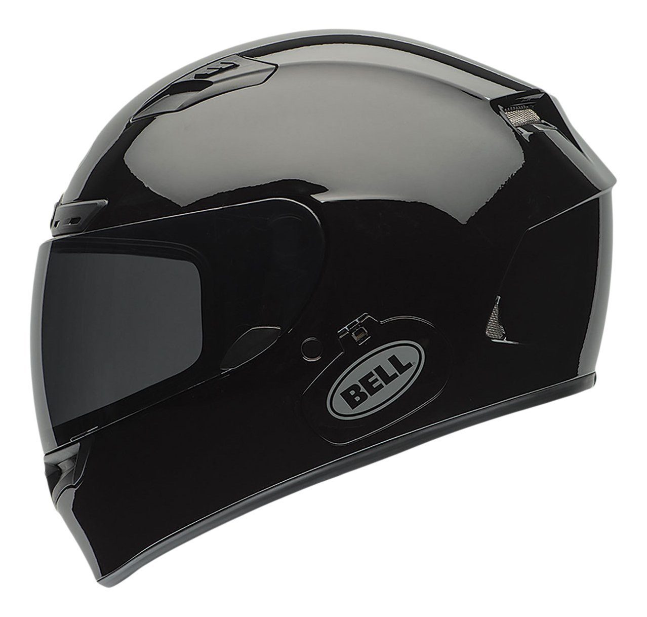 Bell Street Qualifier DLX Adult Helmet Solid Black