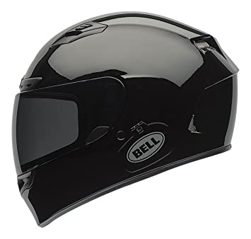 Bell 7061932 Qualifier DLX Casco, Solido Gloss Negro, Talla M