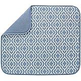 #8: S&T Microfiber Dish Drying Mat, 16