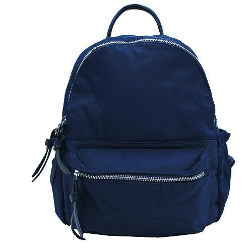 MISEMIYA - Bolsos mochila Bolsos para mujer mochila mujer mochilas de mujer SR-N-9659C - Azul: Amazon.es: Zapatos y complementos