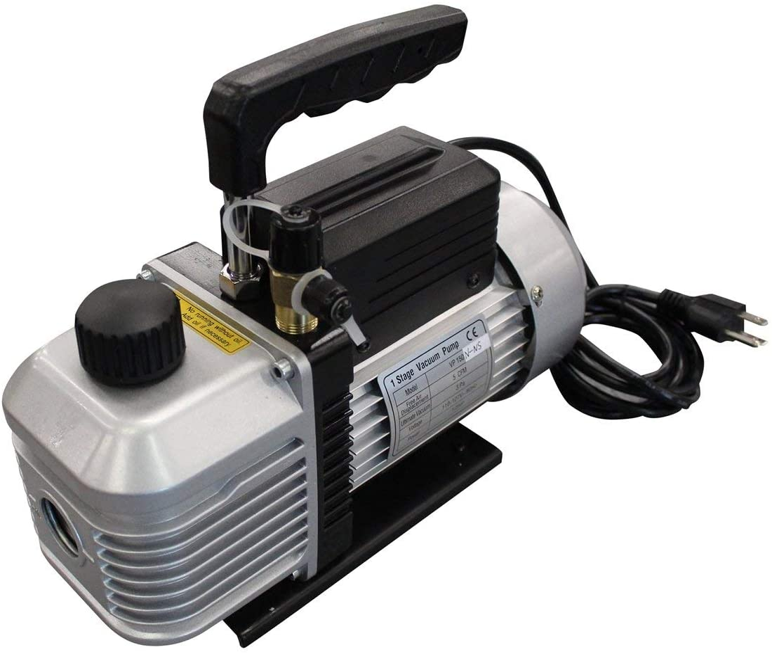 FJC R-1234yf/R-134a 5cfm Vacuum Pump