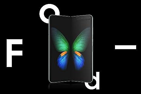 SAMSUNG Galaxy Fold 5G Plata Libre sin Branding: Amazon.es ...