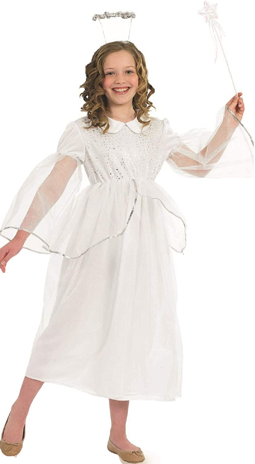 Childrens School Nativity Play Fancy Dress Costumes Outfit Dress Up 4-12 Yrs
