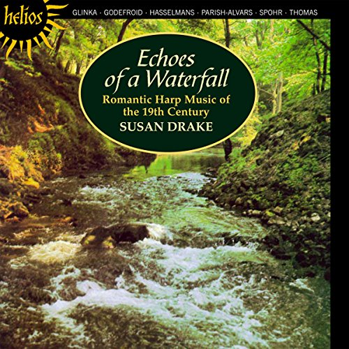 (Echoes of a Waterfall: Romantic Harp Music)