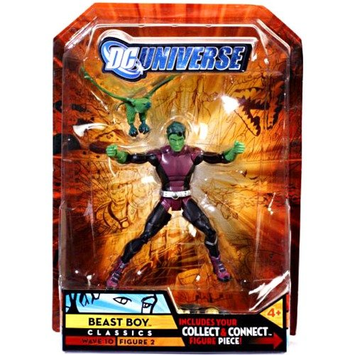 Dc Universe Classics Imperiex Series Wave 10 Figure 2 Beast Boy Action Figure ()