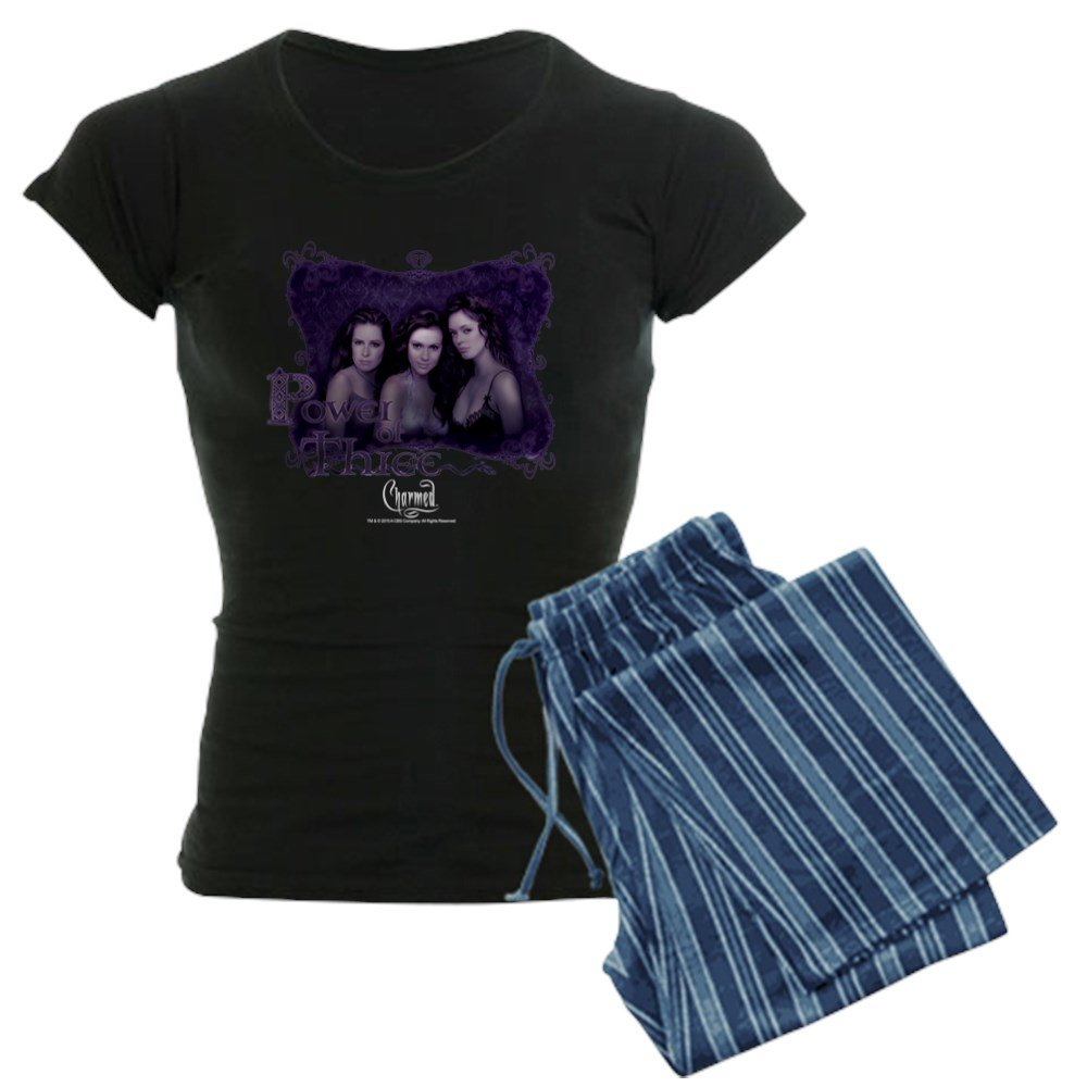 CafePress - Charmed: The Power Of Three - Womens Pajama Set