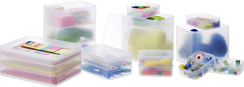 Sundis Pure Box TPT pcb4 Purebox A4-Caja Empilable Multiusos
