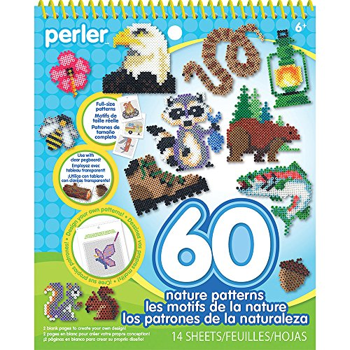 Perler Beads 80 22802 Nature Pattern