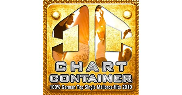 Amazon.com: Chart Container - 100 % German Top Single ...