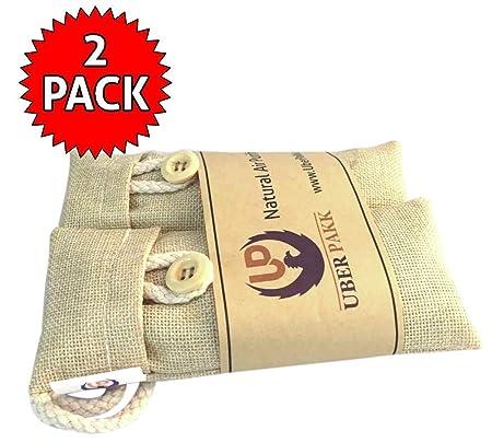 Odor Deodorizer de bambú con absorción de carbón activado bolsa ...