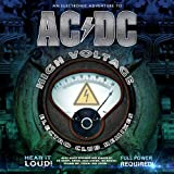 Various: An Electronic Adventure to AC/DC (High Voltage Electro Club Remixes) (Audio CD)