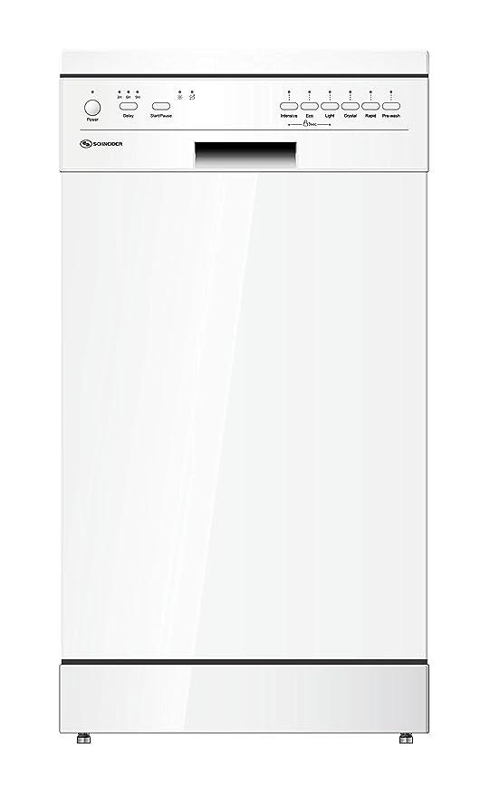 Schneider lavavajillas slfs6430c blanco: 260.15: Amazon.es: Hogar