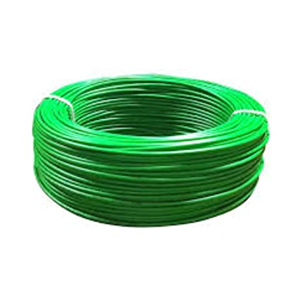 Polycab 0.75 Sq mm 90 m Wire (Green): Amazon.in: Home ... on green cooling, green engineering, green mama, green fuse, green foundation, green alternator, green ceilings, green plumbing, green abc, green groovy, green tools, green networking, green batteries, green tubing, green clutch, green generator, green filter, green lighting, green antenna, green three,