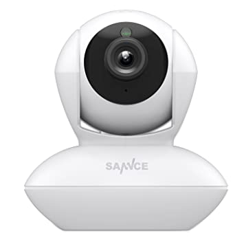 SANNCE 720P IP Caméra Wifi Infrarouge Sécurité de Vidéo Surveillance ...