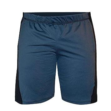 Black Crown Pantalon Corto Cool Gris Negro: Amazon.es: Deportes y ...
