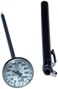 Comark T220AK Pocket Dial Food Thermometer