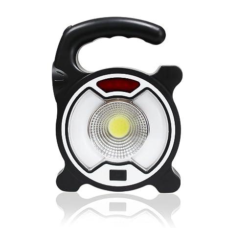 gintai 10 W LED portátil luz IPX4 Rechargeable Lantern recargables Farol Linterna de mano linterna con