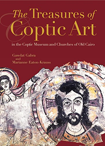(The Treasures of Coptic Art: in the Coptic Museum and Churches of Old)