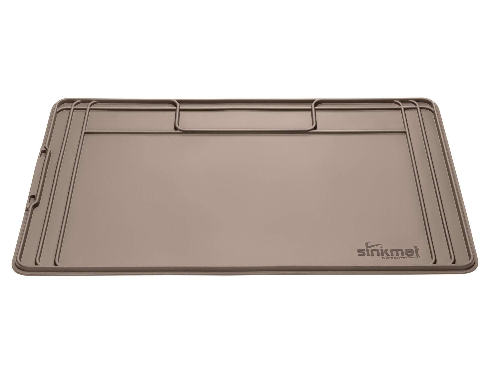 WeatherTech SinkMat - Under the Sink Cabinet Protection Mat - Tan