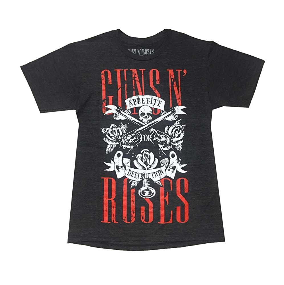 Guns N' Roses Men's Appetite for Destruction Tee 12160101